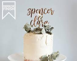 Wedding Cake Topper Custom Personalised Mr And