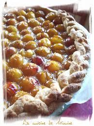 tarte sablée aux mirabelles la cuisine de mimine