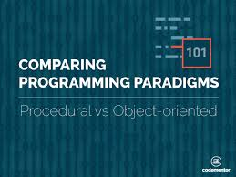 Mathceil In Angularjs by Comparing Programming Paradigms Procedural Programming Vs Object