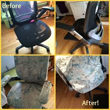 Chair Slip Cover Pattern by Diy Desk Chair Slip Cover Honesty Time