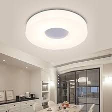 ceiling lights flush mount led modern contemporary living