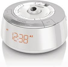 reveil heure au plafond philips aj5030 radio réveil avec projecteur 180 tuner fm