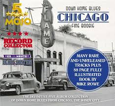 Various Artists - Down Home Blues: Chicago Fine Boogie - Amazon.com ...