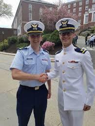 Unit William & Mary alumnus graduates from OCS — U S Coast Guard