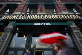 Barnes & Noble Investor Proposes Deal to Take Bookseller Private WSJ