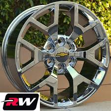 100 Oem Chevy Truck Wheels Image Of Silverado Oe Replica Chevrolet Silverado OEM