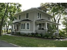 Farmhouse Houseplans Colors American Foursquare House Google Search House Stuff