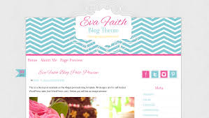Cute Wordpress Blog Theme   Blog Template Shoppe   Eva Faith 20 Best Three Column Wordpress Themes 2017 Colorlib Beautiful Web Design Template Psd For Free Download Comic Personal Blog By Wellconcept Themeforest Modern Blogger Mplate Perfect Fashion Blogs Layout 50 Jawdropping Travel For Agencies 25 Food Website Ideas On Pinterest Website Material 40 Clean 2018 Anaise Georgia Lou Studios Argon Book Author Portfolio Landing Devssquad