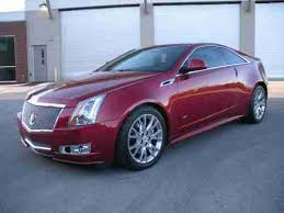 Buy used 2012 Cadillac CTS Coupe 2 Door Premium Collection Touring