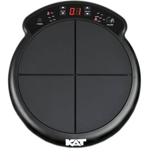 KAT Percussion Electronic 4 Pad Drum Sound Module