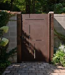 100 Contemporary Gate Elegant Dog Gates Indoor In Landscape With