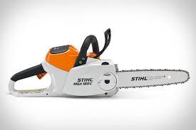 Stihl Battery Powered Chain Saw