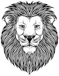 Lion Face Hard Coloring Page For Adults Free Online Printable Pages Sheets Kids Get The Latest