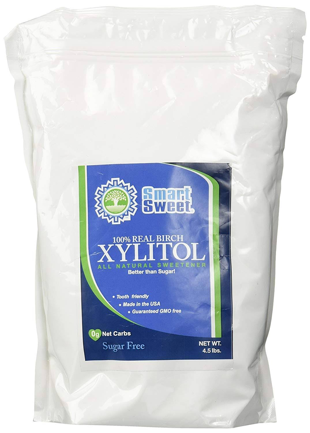 Xylitol Smart Sweet All Natural Sweetener - 4.5lbs