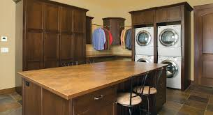 Huntwood Cabinets Arctic Grey by Utility Craft Room Custom Cabinets