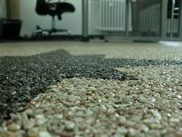 pin auf steinteppich innen