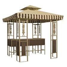 Albertsons Grocery Patio Furniture by Albertson U0027s Gazebo Replacement Canopy Garden Winds