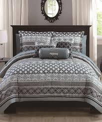 Bolster Your Bedroom Dcor With The Help Of This Plush Comforter Set Distinguished By An Elegant
