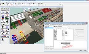 FlexSim CT - Container Terminal Simulation - FlexSim Simulation Software Mobile Workshop Trucks Alura Trailer Whats New In Food Technology Marapr 2015 By Westwickfarrow Media Fleet Route Planning Software Omnitracs Maintenance Workshop Planning Software Bourque Logistics Competitors Revenue And Employees Owler Company Transport Management System Bilty Centlime Empi Reistically Clean Up The Streets Garbage Truck Simulator Lpgngl Lunloading Skid Systems Build A Truck Load With Palletizing Using Cubemaster Cargo Load Container Youtube Using The Loading Screen