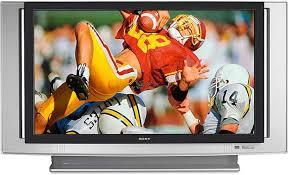 sony kds r50xbr1 50 grand wega sxrd high definition 1080p rear