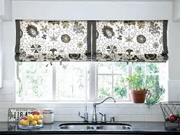 Window Blinds For Bay Windows Ideas Best Wide Treatment Living Room Home Decorating