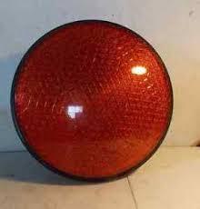 12 electric led traffic signal light module bulb for a