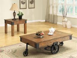 Country Style Coffee Tables