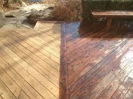 sand deck floors