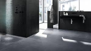geberit duschlösungen für bodenebene duschen ihr