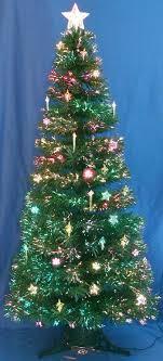 Wholesale Fiber Optic Christmas Tree Angel Santa