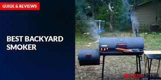 Best Backyard Smoker Guide & Reviews