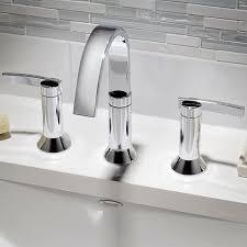 Eljer Faucet Handle Removal by Berwick Widespread Faucet Lever Handles American Standard