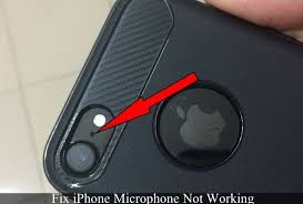iPhone X 8 8 Plus iPhone 7 Plus Microphone Not Working Here s