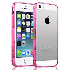ULAK iPhone 5s Case iPhone 5 case Bumper Case for Apple iPhone 5