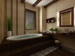 minimalismus des innenraums im japanischen stil