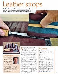 leather strops u2022 woodarchivist