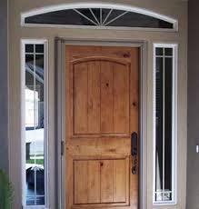 Solid Wood Front Door Lowes Design Interior Home Decor