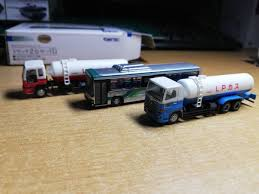 98 N Scale Trucks Tomytec Bus Collection Shizuoka JB024 GundamBuilder