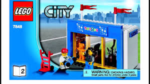 LEGO City Set 7848 Toys R Us Truck Instructions DIY Book 2 - YouTube Review Toys R Us Bricktober 2015 Buildings Lego City Truck 7848 Buying Pinterest Lego Itructions Picrue Excavator And 60075 Toysrus Lego Track Top Legos City Toys Shop 4100 Pclick Uk Exclusive Brand New Cdition Amazoncom Year 2012 Series Set Us Truck Flickr Toy Store Tired 100 Complete Diy Book 2 Youtube