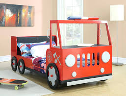 Bunk Beds: Fire Engine Bunk Bed. Fire Truck Bunk Bed For Sale. Fire ... Boysapos Fire Department Twin Metal Loft Bed With Slide Red For Bedroom Engine Toddler Step 2 Fireman Truck Bunk Beds Tent Best Of In A Bag Walmart Tanner 460026 Rescue Car By Coaster Full Size For Kids Double Deck Sale Paw Patrol Vehicle Play Curtain Pop Up Playhouse Bedbottom Portion Can Be Used As A Bunk Curtains High Sleeper Cabin And Bunks Kent Large Image Monster