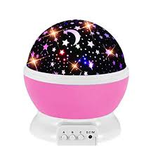 Toys For 312 Year Old Girls CYMY Star Projector Night Light For
