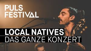 local natives live beim puls festival 2016 full concert youtube