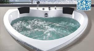 Hidden Jacuzzi Heart Shaped Spa Massage Bathtub Mobile Home