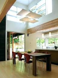 Modern Dining Room Lighting Light Fixtures Contemporary Table