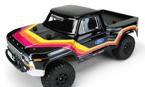 100 Custom Rc Truck Bodies ProLine Slash SC10 1979 Ford F150 Race Body NeoBuggynet