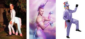 3 Unicorn Halloween Costumes For Men