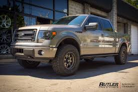 Ford F150 With 18in Fuel Trophy Wheels Exclusively From Butler Tires ... Fuel D239 Cleaver 2pc Gloss Black Milled Custom Truck Wheels Rims Offroad Wheel Collection Off Road Regarding Car Ford F150 On 2piece Rampage D247 California My Lifted Trucks Ideas Pinatubo By Rhino Utv Hostage Iii D568 Matte Anthracite With 18in Trophy Exclusively From Butler Tires
