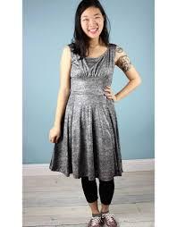 alyson clair con unicorn dress silver lace folly