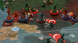 Axis And Allies 1914 A First Look At Strategy
