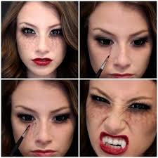50 Halloween Makeup Ideas To Try This Year
